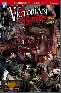 Victorian Undead #03 (2010)