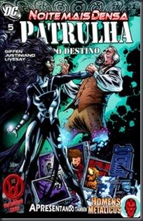 Patrulha do Destino #5 (2010)