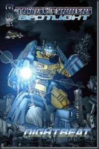 Transformers Spotlight - Nightbeat (2006)
