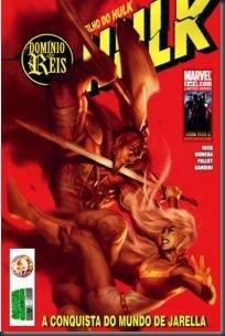 Domínio de Reis - Filho Do Hulk #3 (2010)