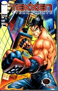 Tekken Eternamente #1 (2001)