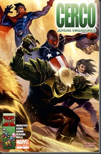 Seige Young Avengers 01