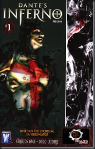 Dante's Inferno #1 (2010)