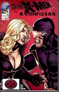 X-Men Sombrios A Confissão (2009)