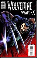 Wolverine Arma X 01