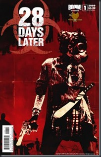 28 Days Later #01 (2009)