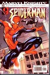 Homem-Aranha - Marvel Knights 01