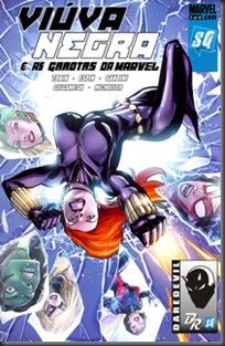 Viúva Negra e as Garotas da Marvel (2010)