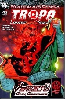 Tropa dos Lanternas Verdes #043 (2009)