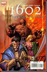 Marvel 1602 - Os Quatro do Fantásticko 1