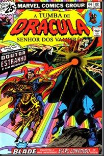 A Tumba de Drácula #44 (1976)