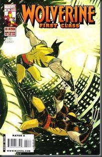 Wolverine - First Class #20