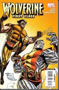 Wolverine - First Class #21