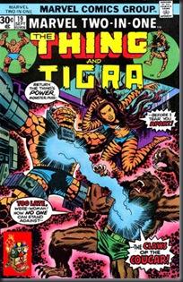 Marvel Dois em Um #019 (1976)