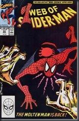 Web of Spider-Man #62