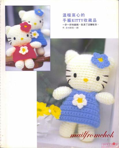 Вязание японское игрушек 39
