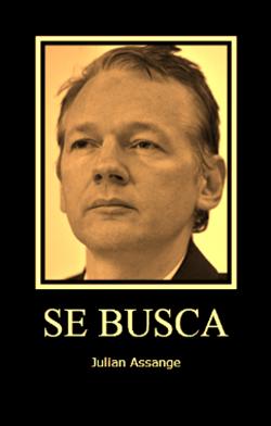 Julián Assange fundador de Wikileaks