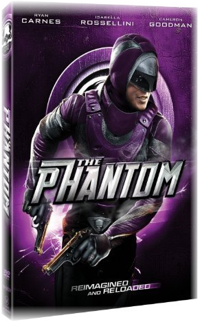 The Phantom 2009 DVDrip XviD COMPLETE-MAGNET