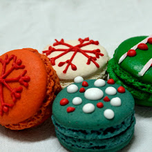 Holiday Macaron Baking & Decorating Class