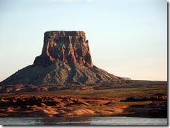 Tower Butte -1 mile high