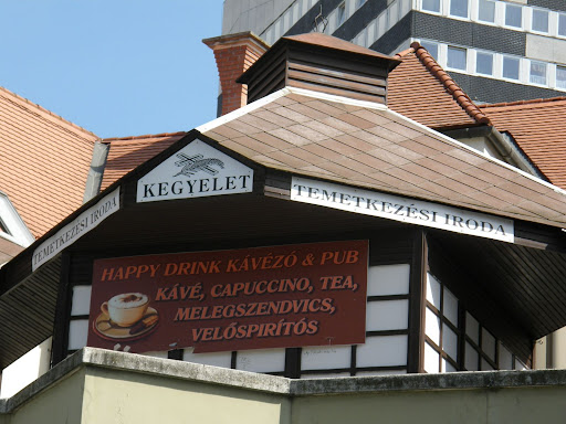 Veszprém, Kegyelet temetkezési iroda