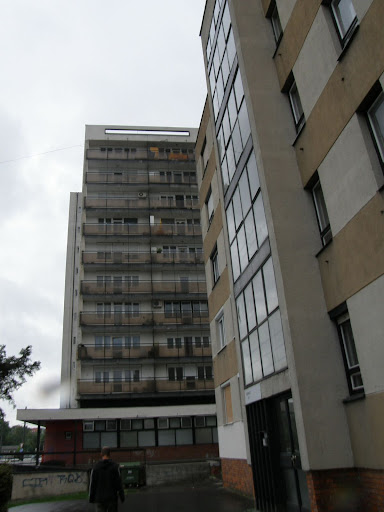 Cserhát lakótelep, lakótelep, Magyarország, Veszprém, panel, beton