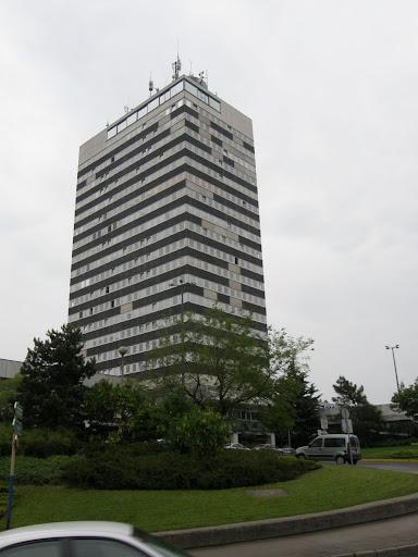 Budapest, Cserhát lakótelep, lakótelep, Magyarország, Veszprém, toronyház