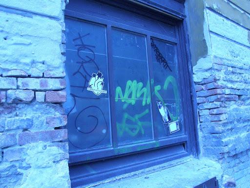 Budapest,  blog,  street art, matrica, falfirka,  public art