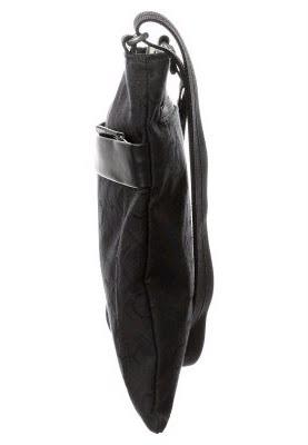 Fox Bandouli¨¨re Calvin ¨¤ Bag Klein Flat Noir Sac serviette HOwwqgfU6n