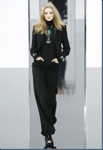 Chanel - Toni Garrn
