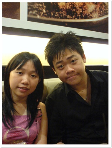 Me & Chee Leong