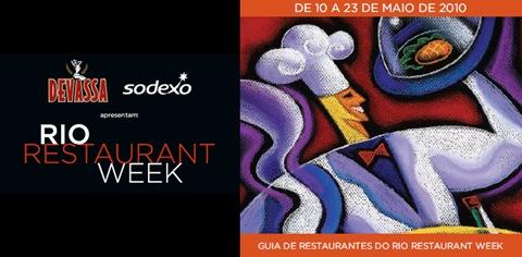 Rio Restaurant Week