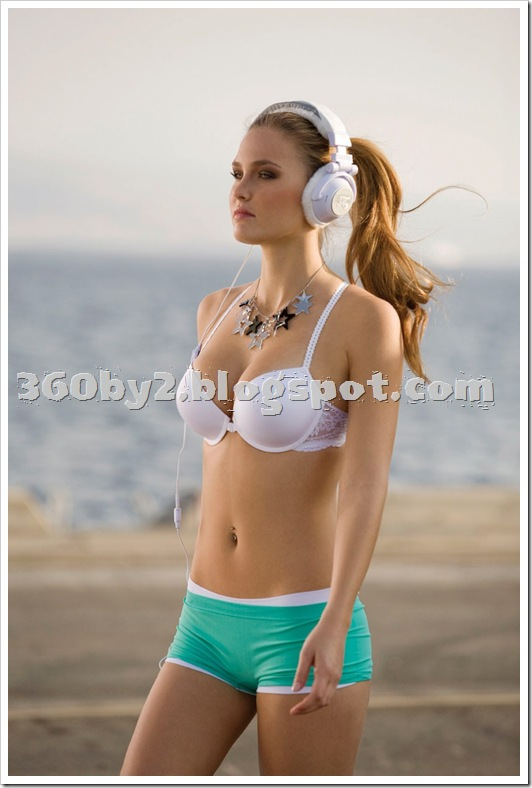 Bar Refaeli is a famous Israeli model   Lingerie Pictures   360BY2 ...
