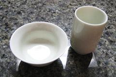 celadon cups