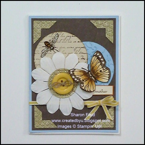 CS30H, Creative Sketches, Flores Suaves, Collage, Sharon Field