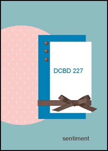 DCBD 227 on Created By You for Sharon Field