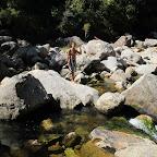 Mitten im Fluss