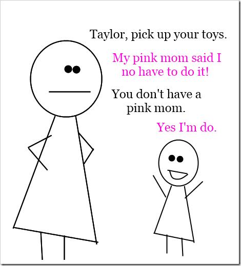 pink mom 1
