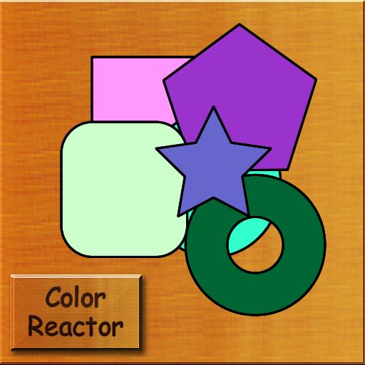 ColorReactor 解謎 App LOGO-APP試玩