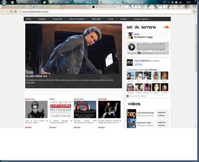 site Cena Salvador