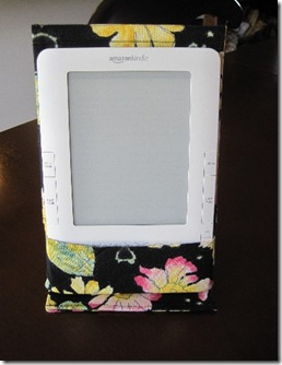 kindle cover standing