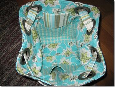 inside Robs bag