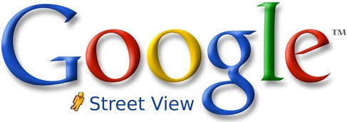 Logo da Google Street View