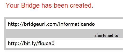 URL já curta