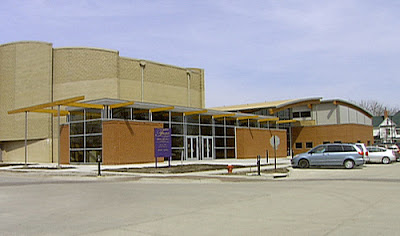 The Fairfield Arts and Convention Center