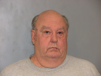 James Dean Blum, 70 of Washington, is Charged with 2nd Degree Murder in the death of his wife Patrica Blum. (Photo Courtesy of Washington County Jail