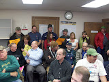 It was standing room only as supervisors prepared to take a vote on the zoning ordinance