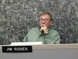 Supervisor Jim Rosien said he lost sleep while considering zoning. He voted no