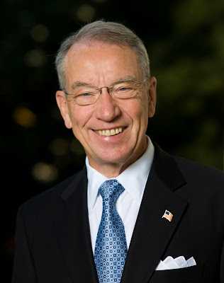 U.S. Sen Chuck Grassley (R-Iowa)