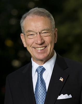 U.S. Sen Chuck Grassley (R-Iowa)